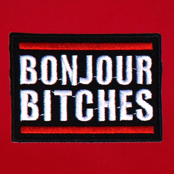 Badge BonJour - 201