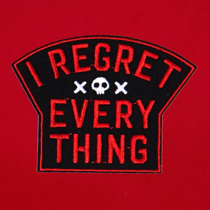 Badge I Regret - 203