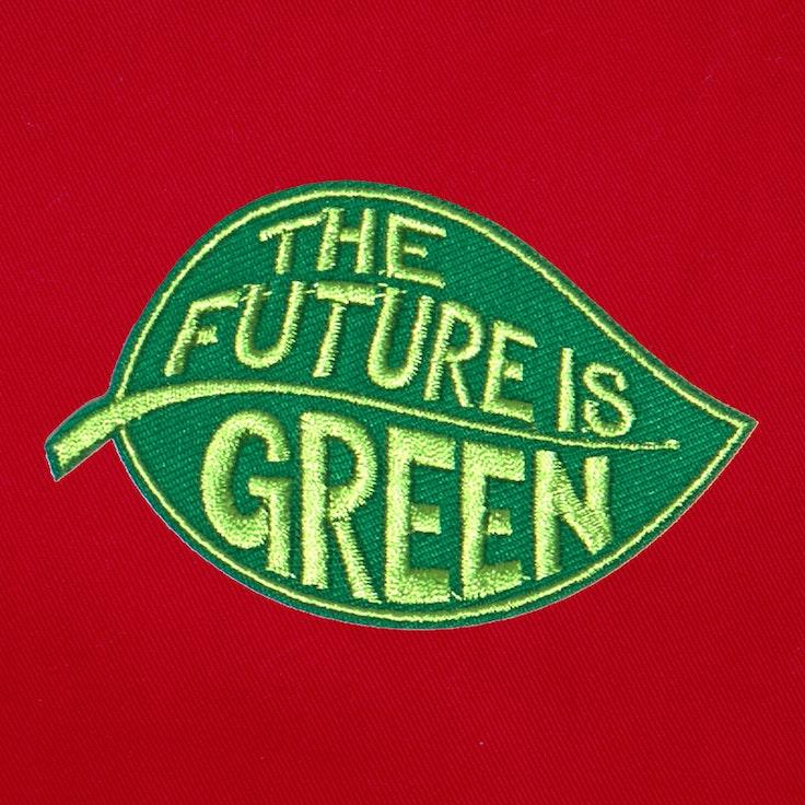 Badge Green Future - 226