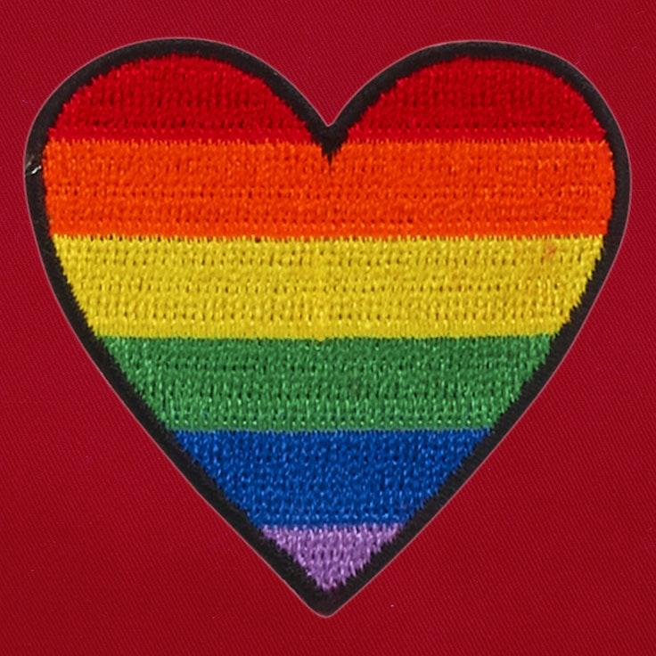 Badge Gay Love Small - 238