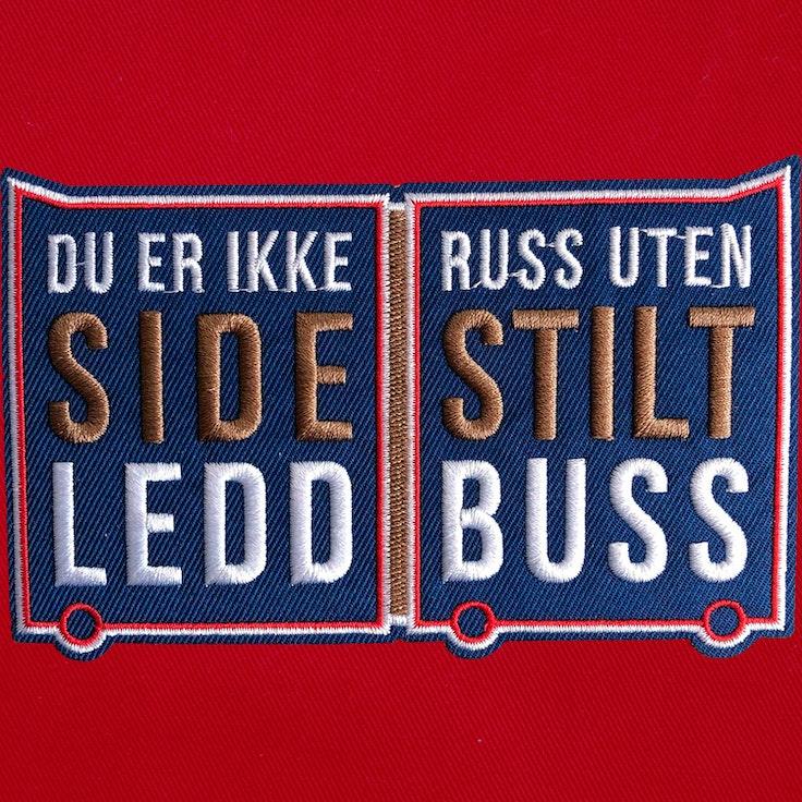 Badge Ledd Buss - 239
