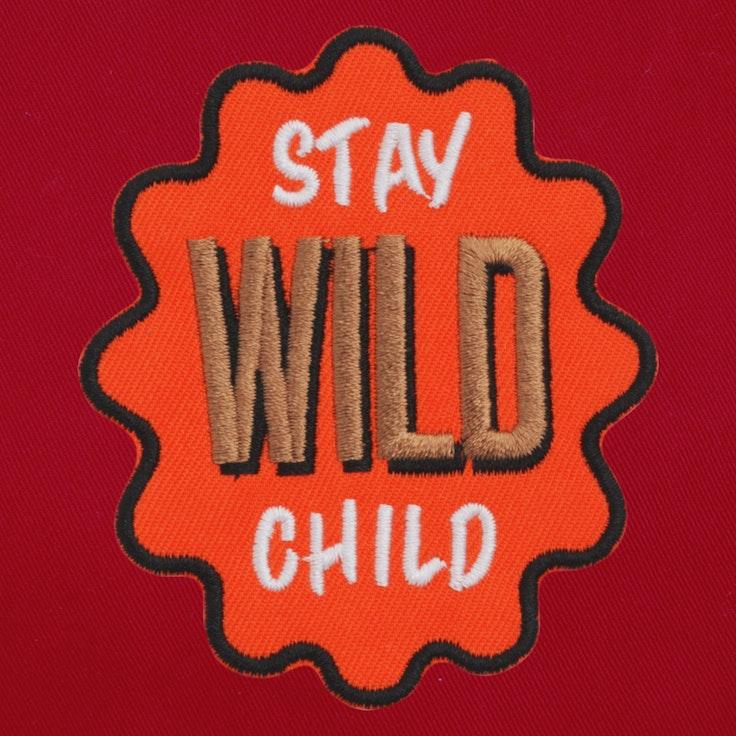 Badge Stay Wild - 05