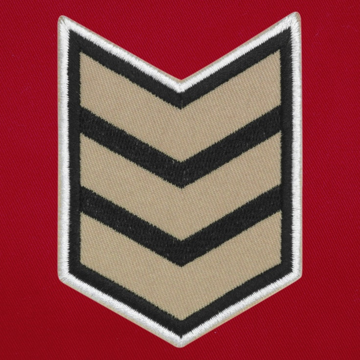 Badge Sergant - 06