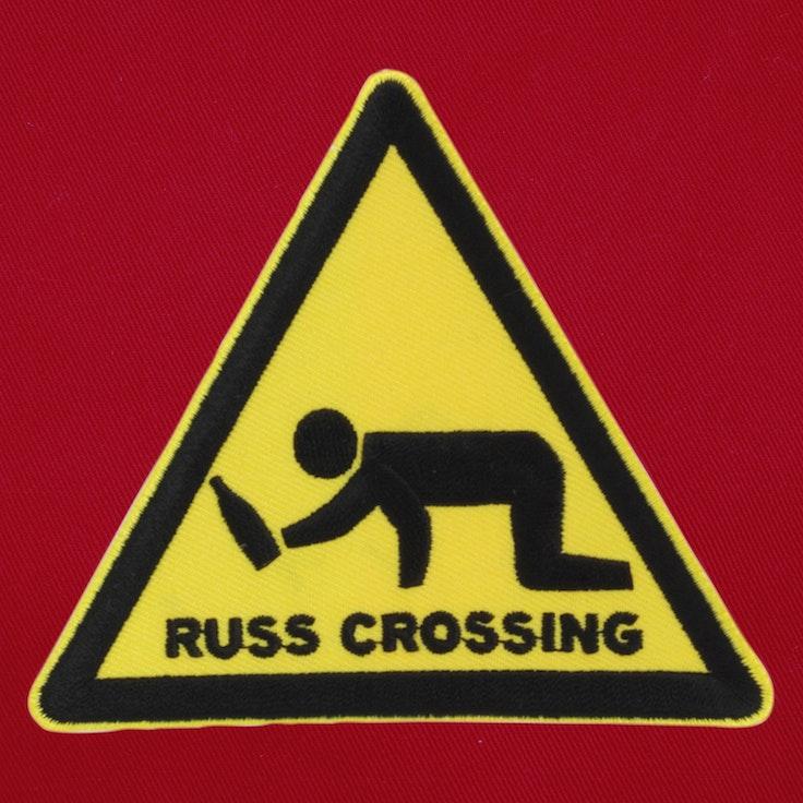 Badge Crossing - 16