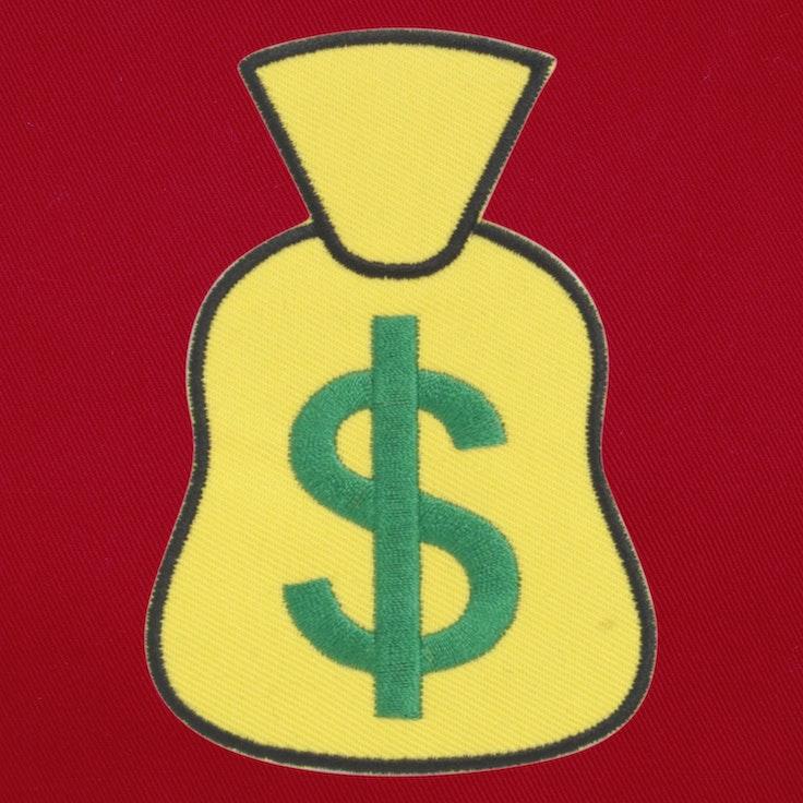 Badge $bag - 18