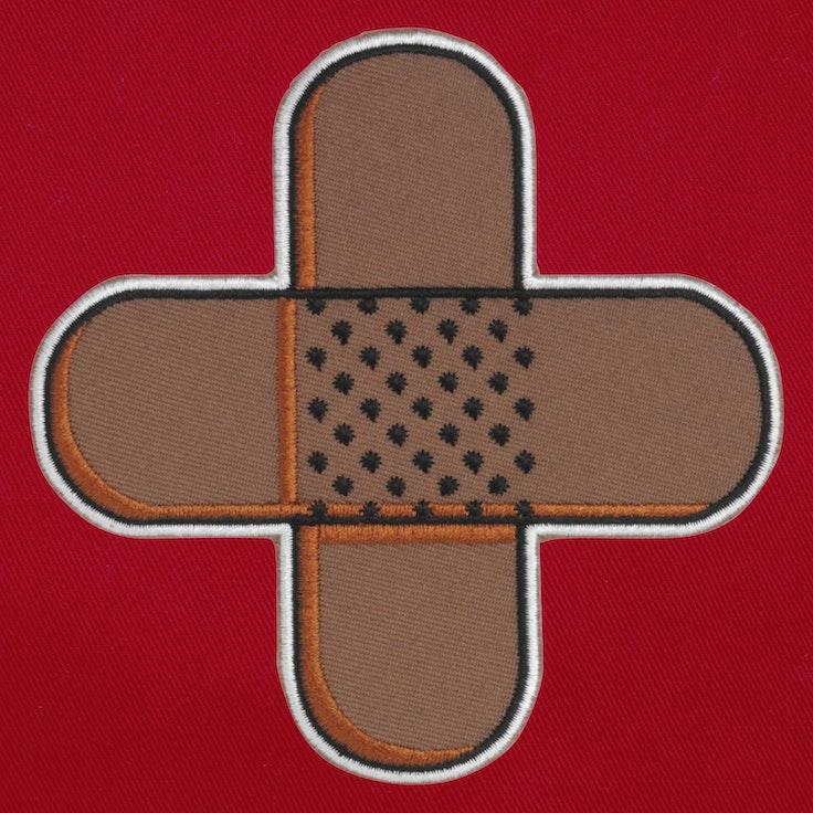 Badge Bandage - 22