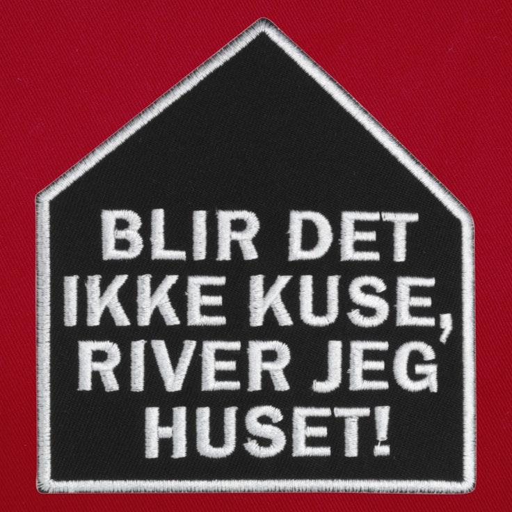 Badge Kuse Huse - 38