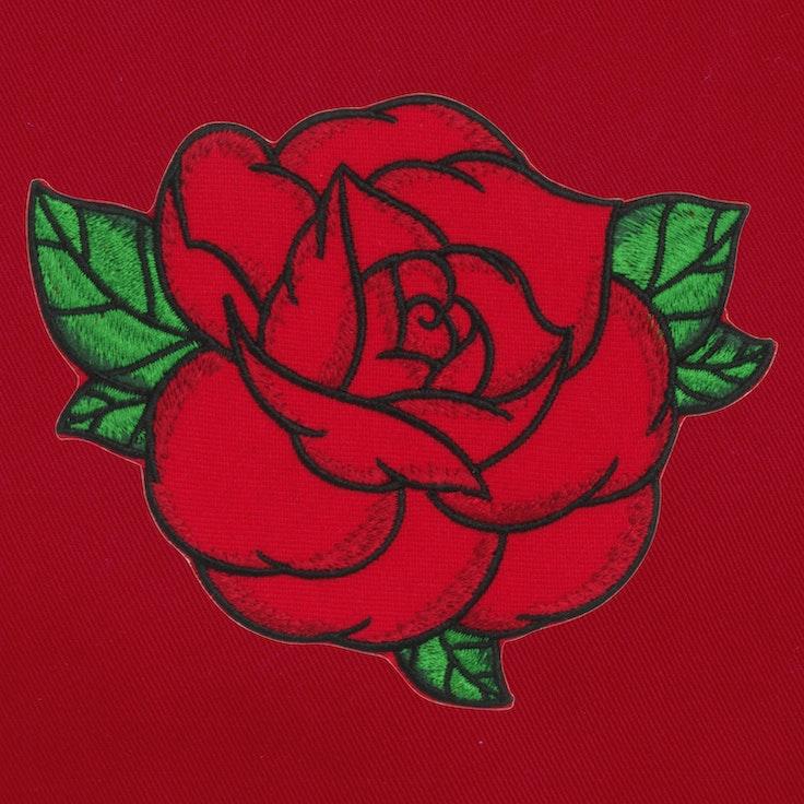 Badge Rose - 44