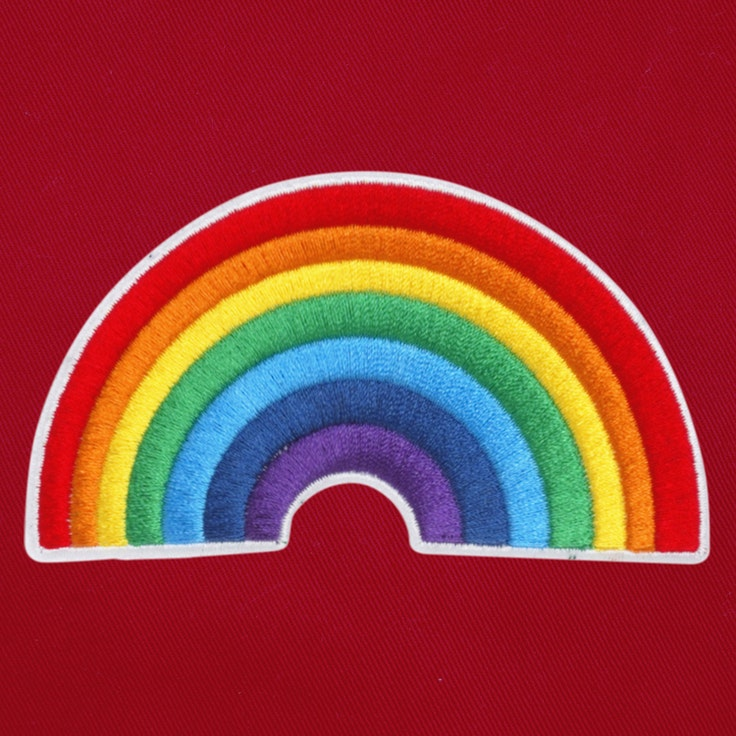 Badge Rainbow - 49
