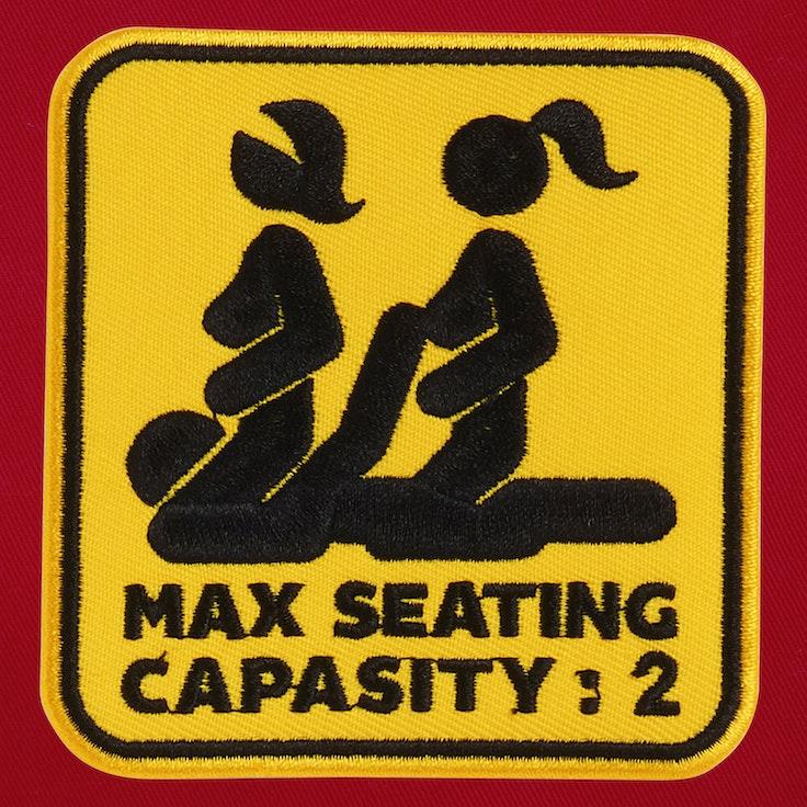 Badge Capasity - 63