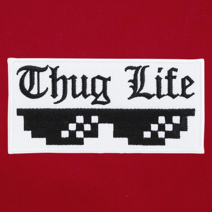 Badge Thug Life - 74