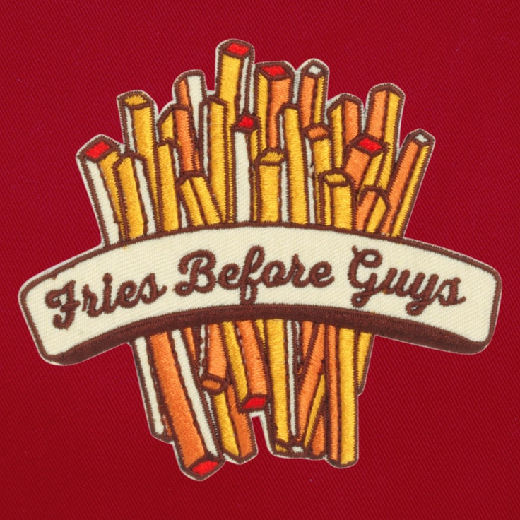 Badge Fries - 78