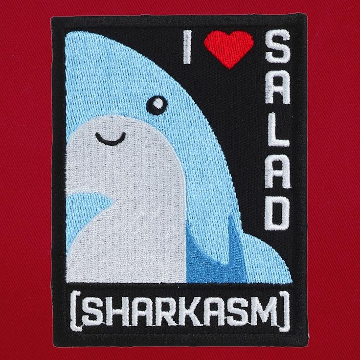 Badge Sharkasm - 84