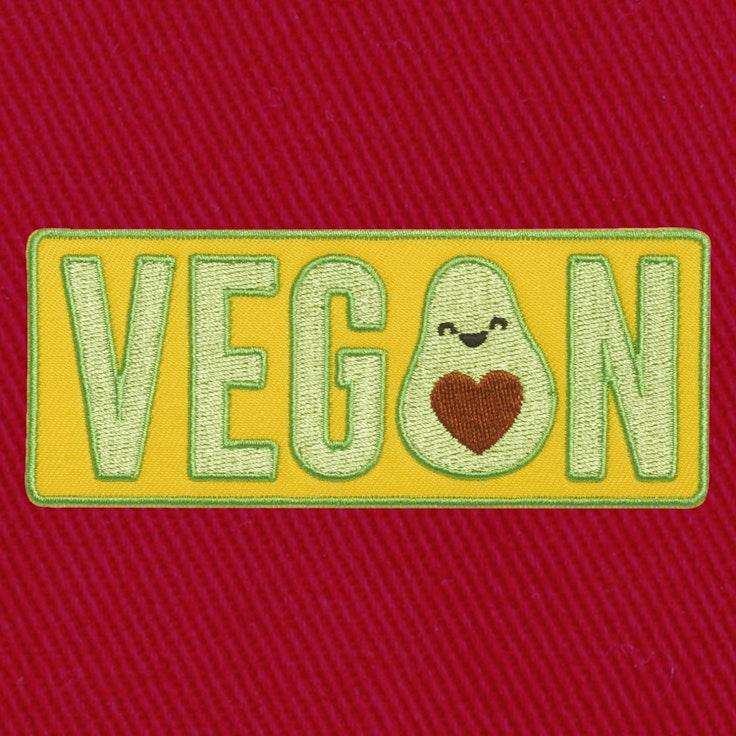 Badge Vegan - 87