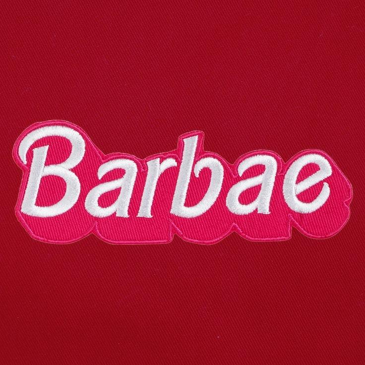 Badge Barbae - 115