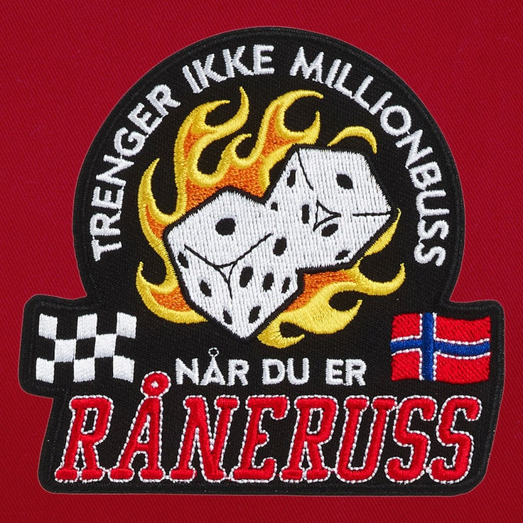 Badge Råneruss - 122