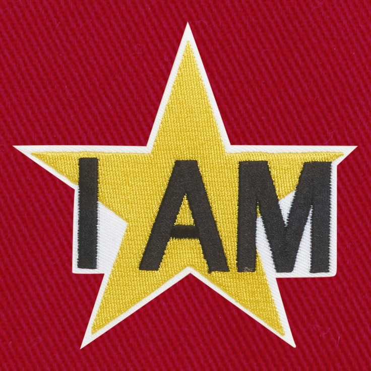 Badge I Am Star - 123