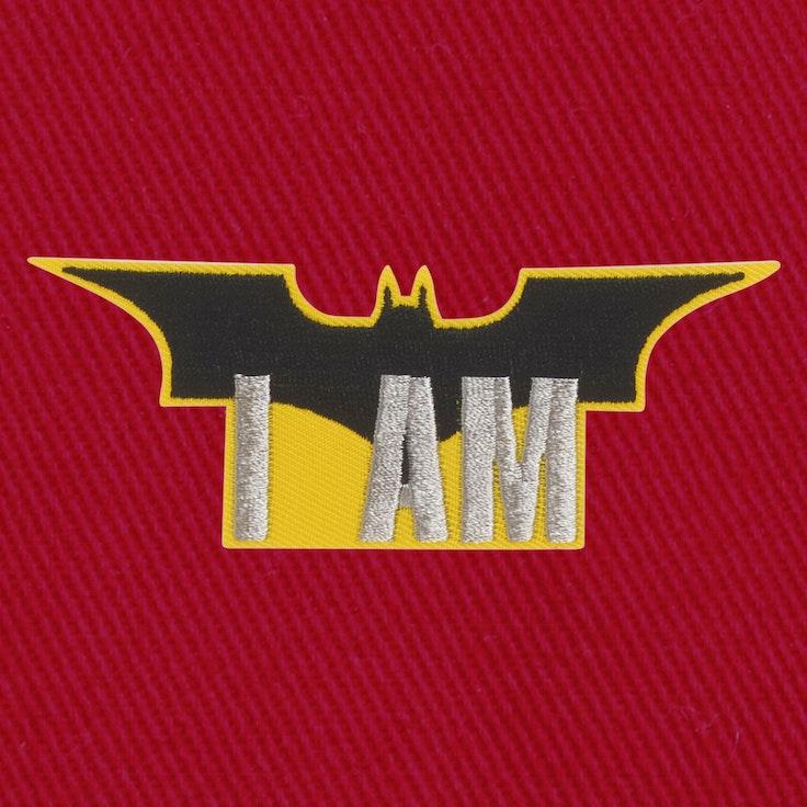 Badge I Am Batman - 134