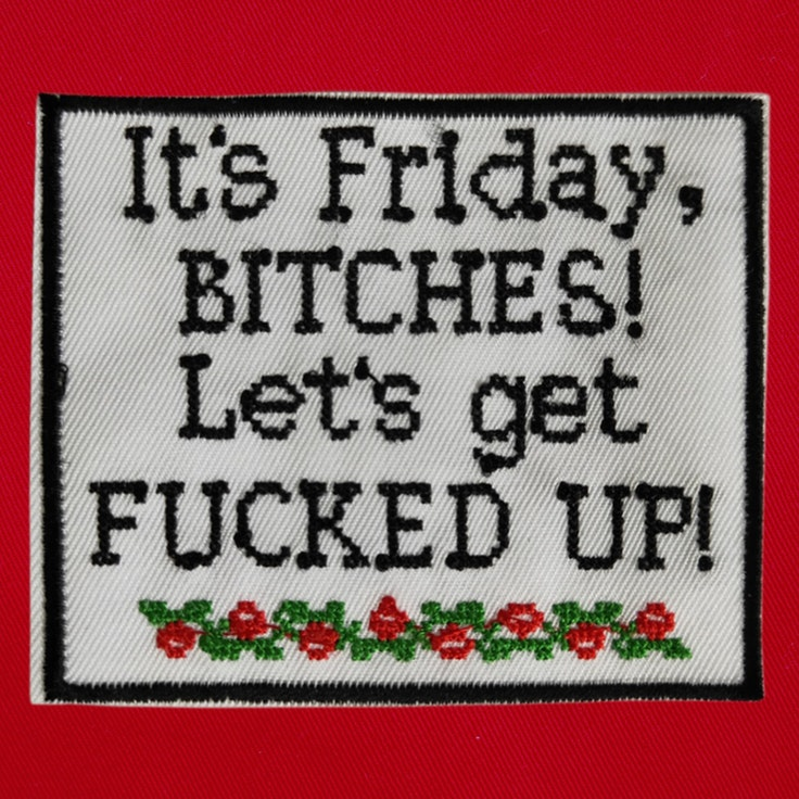 Badge It' Friday - 138