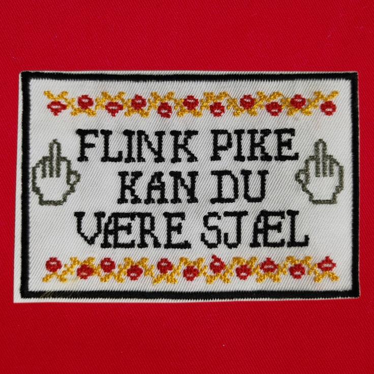 Badge Flink Pike - 139