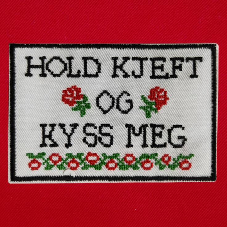 Badge Hold Kjeft - 142