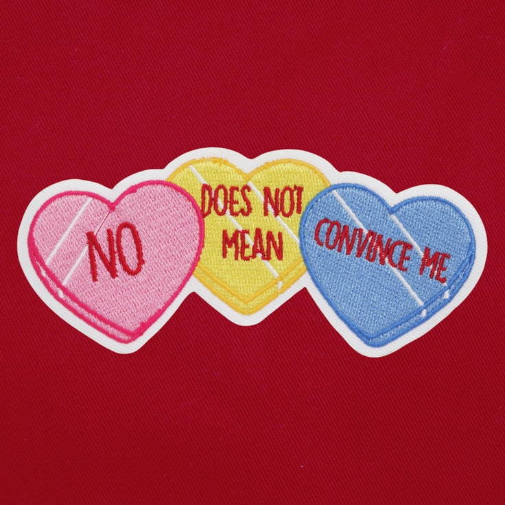 Badge Love Hearts - 149