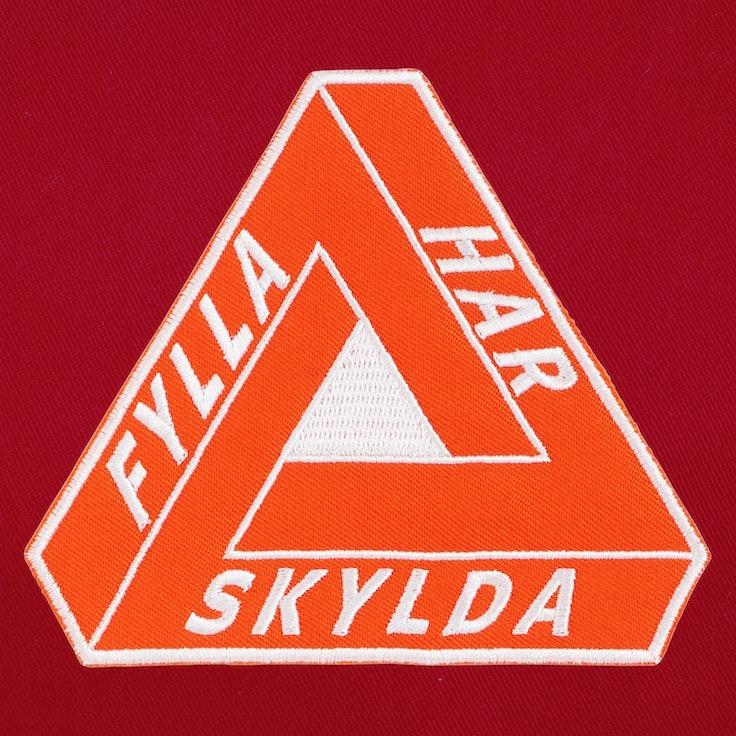 Badge Skylda - 167